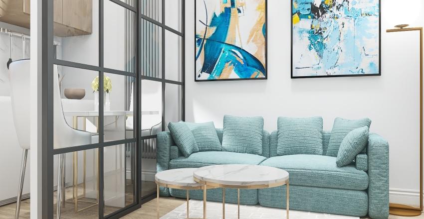 Angelina's place Interior Design Render
