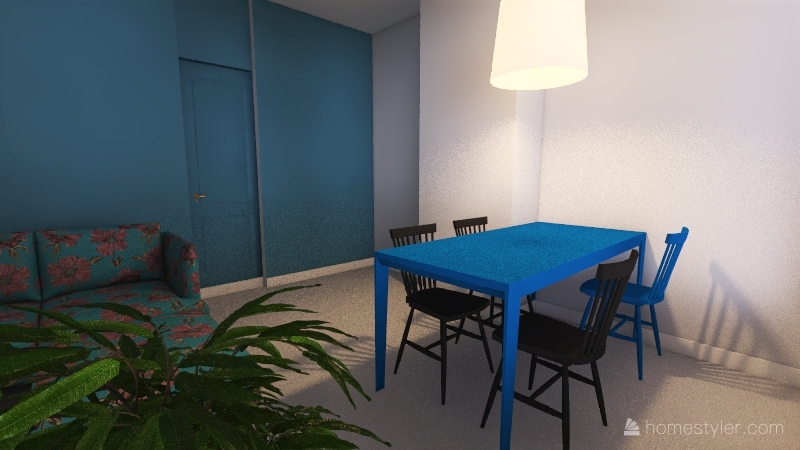 Lindendwars 3 Interior Design Render
