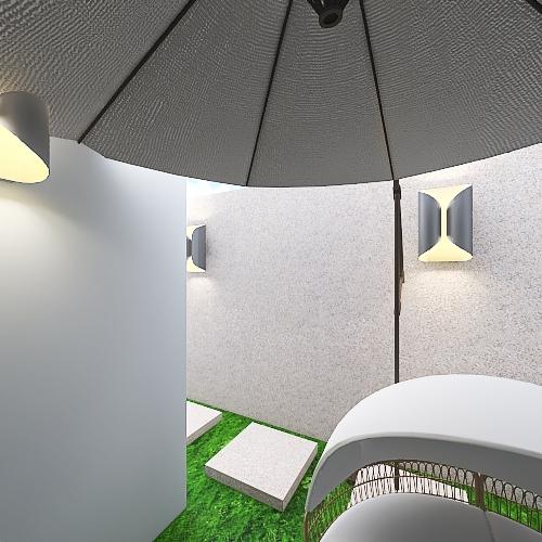 Proposta casa 6-0 Interior Design Render