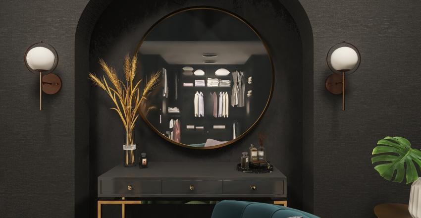#HSDA2020Residential - Californian Modern Villa Interior Design Render