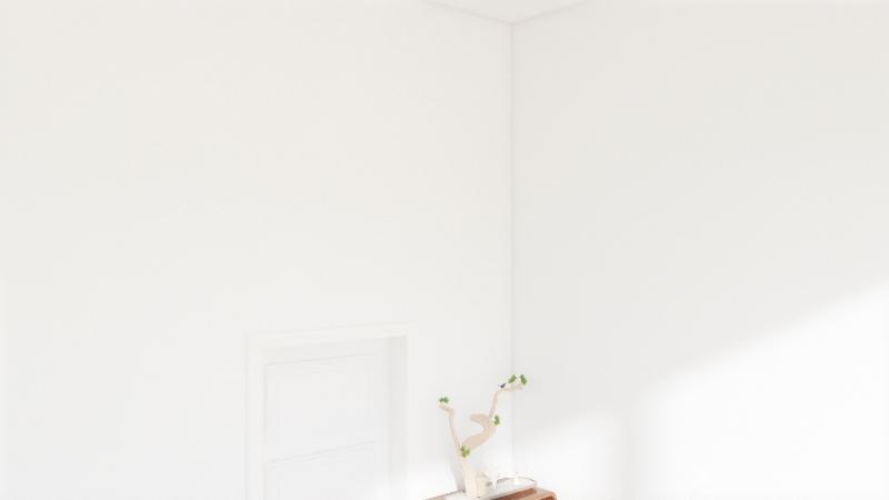 Just right Interior Design Render