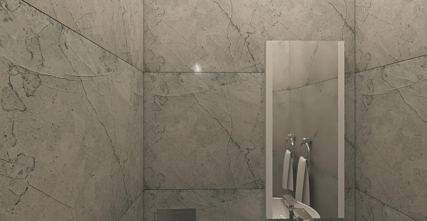 Apartment (modern style) Interior Design Render