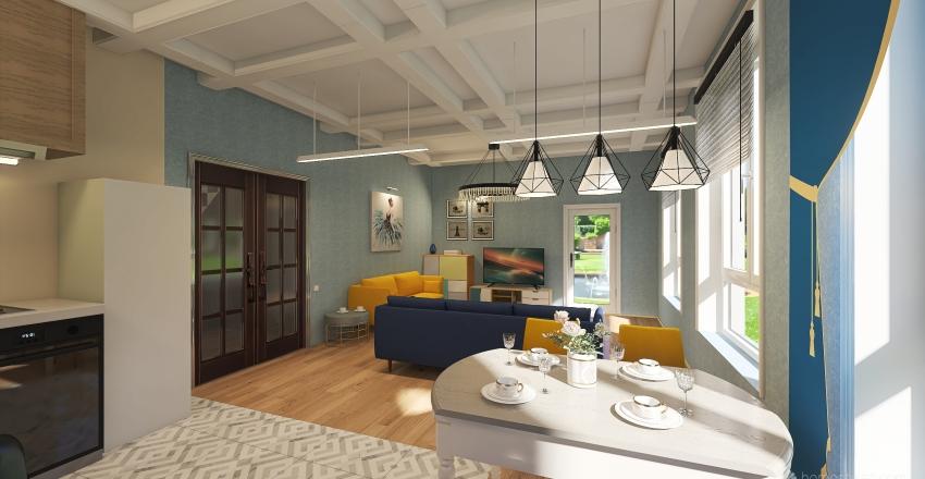 Copy of Copy of новый дом 2 Interior Design Render