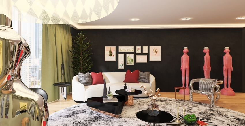 185 Interior Design Render