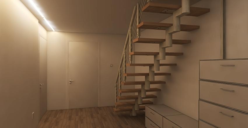 Bahía Cangrejo Interior Design Render