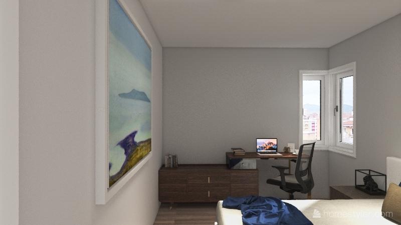 Sancho el Fuerte 79 Interior Design Render