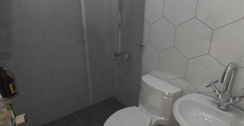 GG Residence Interior Design Render