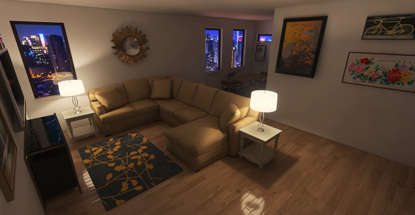 final copy Interior Design Render