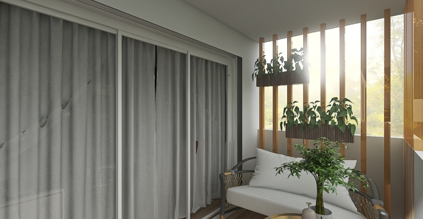 The Stan original, Bjelovar, naselje Sjever Interior Design Render