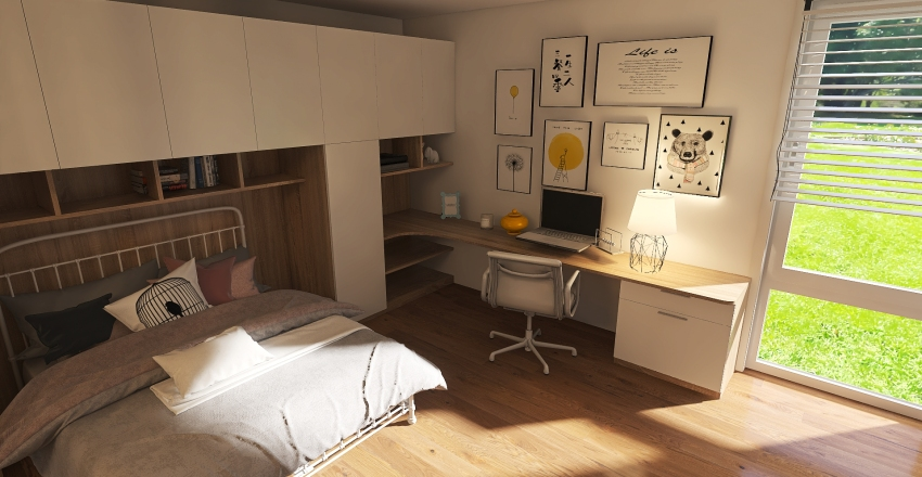 v2_home Interior Design Render