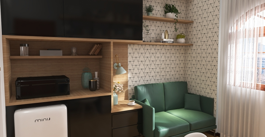 Renata Martins Villatore 085.127.837-02 Interior Design Render