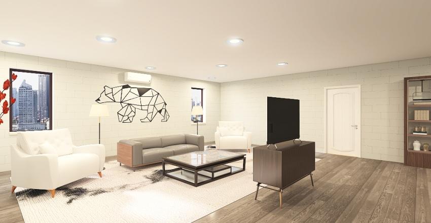 stuff Interior Design Render