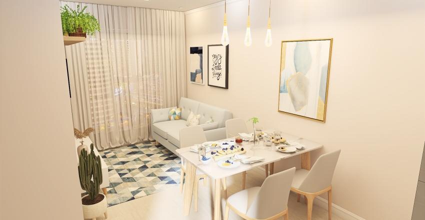 Viviane Alves de Brito - UPK Interior Design Render
