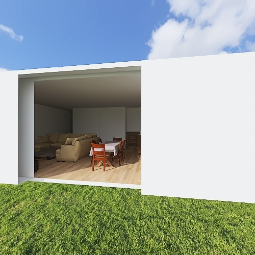 V14 Interior Design Render