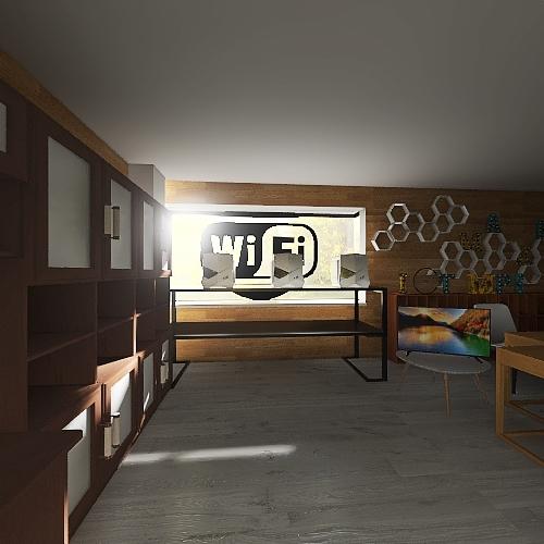 IOT MPS MAKER - Space Interior Design Render