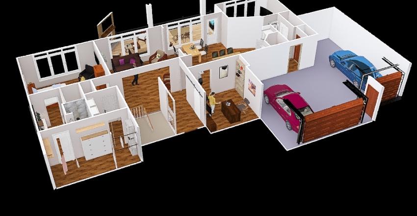bobs house2_2 Interior Design Render