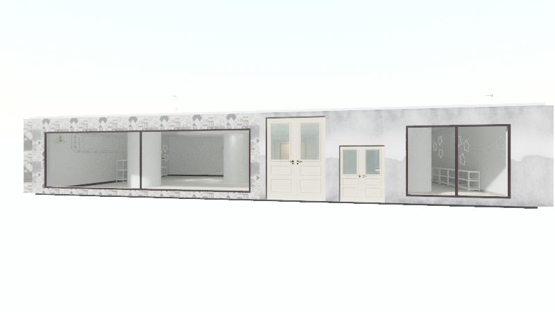 Entredulces Interior Design Render