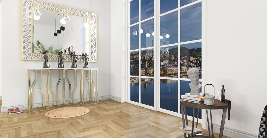#HSDA 2020 Aesthetic House Design Interior Design Render