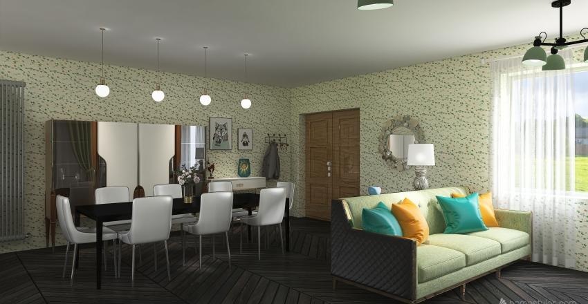 ehila Interior Design Render