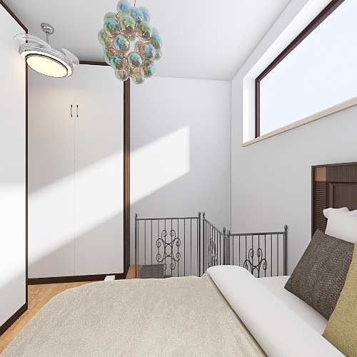 Tiny House Macmaster2 Interior Design Render
