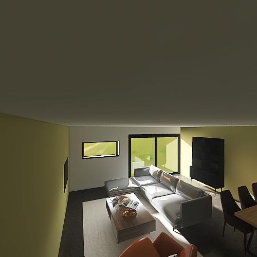3. Nieuwe woning Ard y Ties Interior Design Render