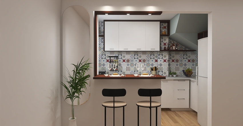 Claudete Coelho 027.330.267-12 Interior Design Render