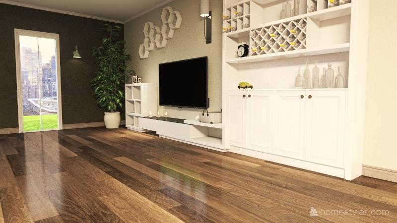 Projecte Tecno Interior Design Render