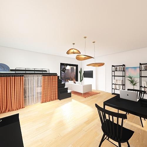 nicola Interior Design Render