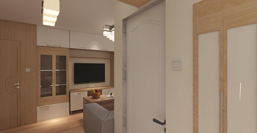 Hei Wo 2913 Interior Design Render