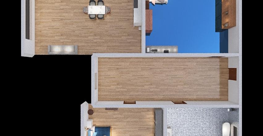 TECNOLOGIA Interior Design Render