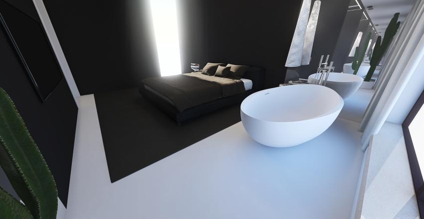 sypialnia II Interior Design Render