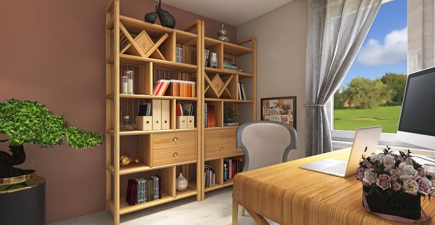 #HSDA2020Residential Mirela & Andrei Interior Design Render