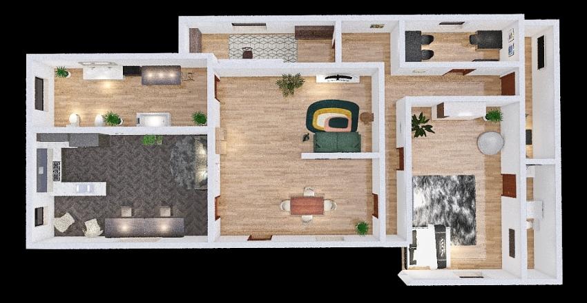 tecnologia 3D Interior Design Render