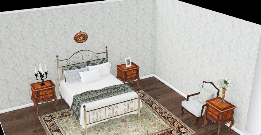 cuartoaura Interior Design Render