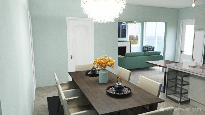 1769 House Interior Design Render