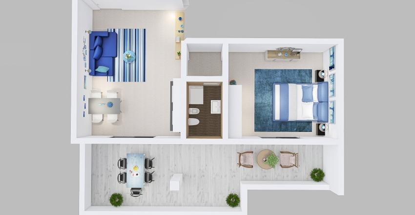 interno 7 Interior Design Render