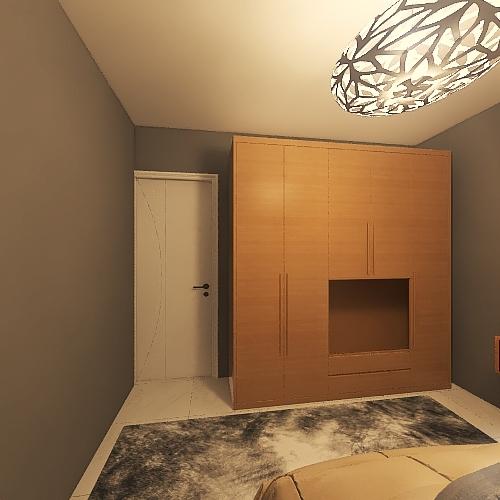 عمر 2 Interior Design Render