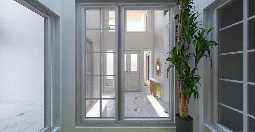 35x80 Plan Interior Design Render