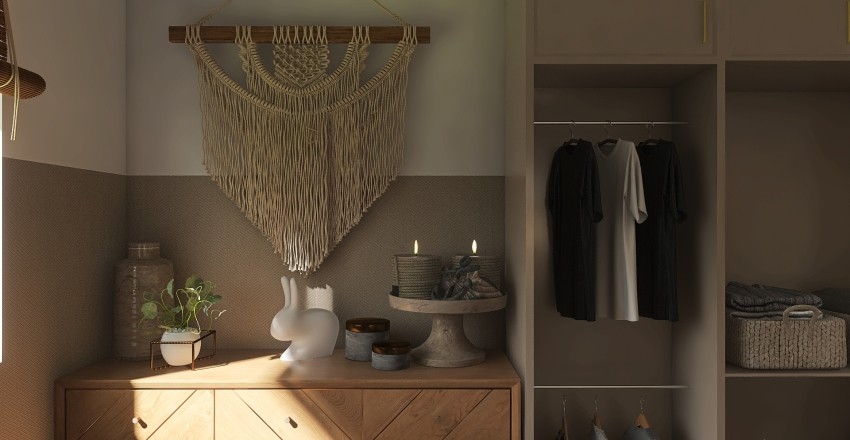 (not) your typical home Interior Design Render