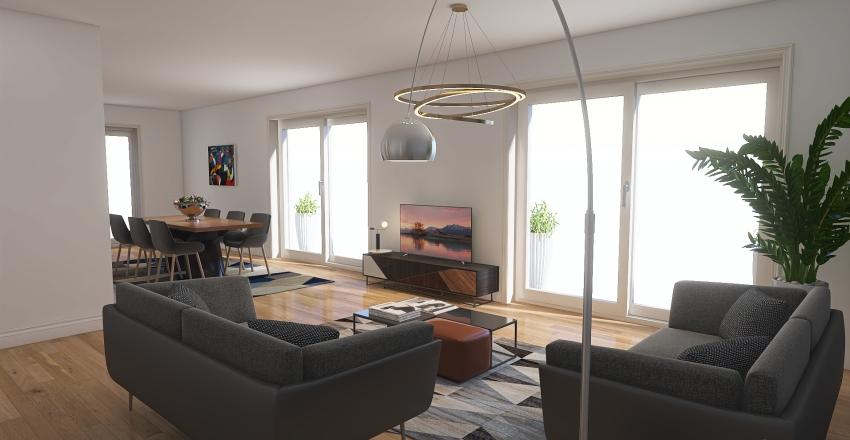 via piave Interior Design Render