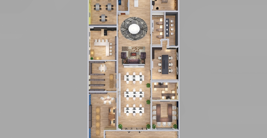 IMR505 task3 Interior Design Render