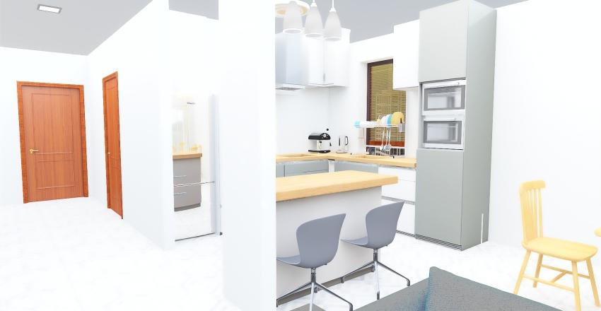 Osowiec parter Interior Design Render