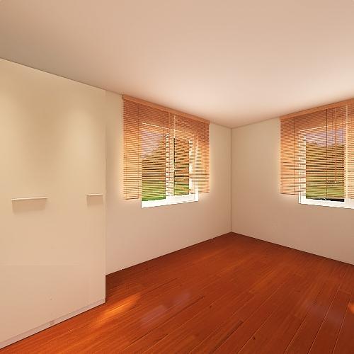 Rabocaja komnata 3 Interior Design Render