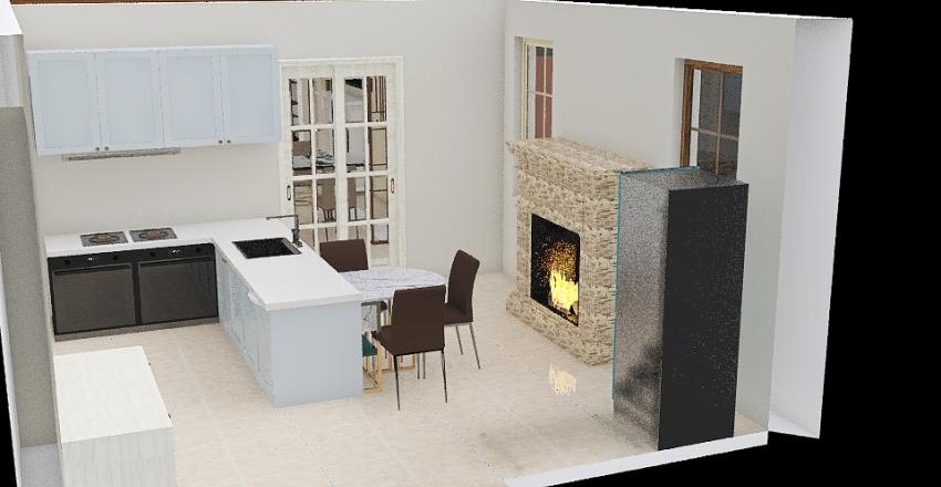 agnese Interior Design Render