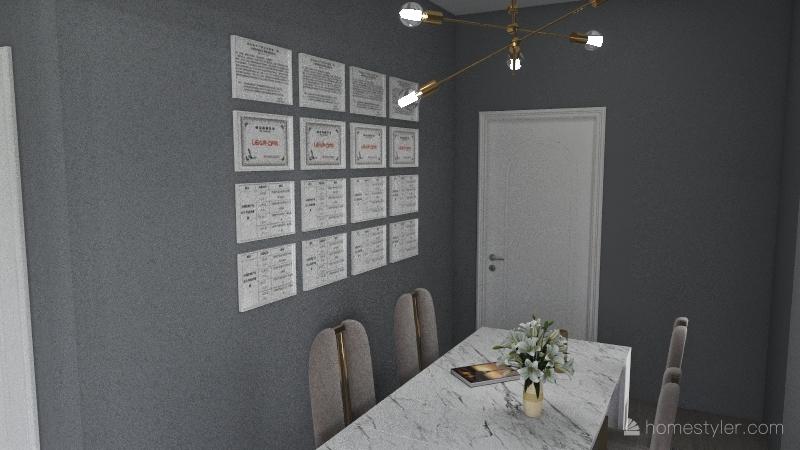 1138 House Interior Design Render