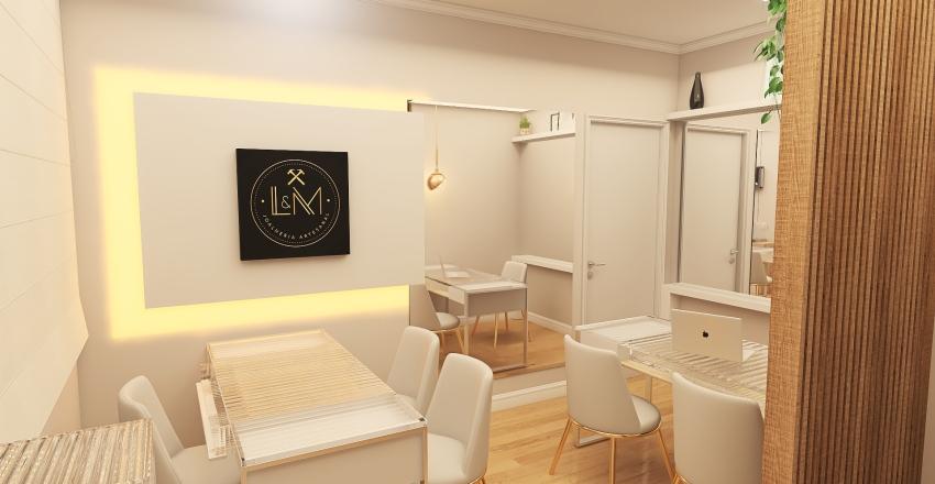 Michely Castro Lima - UPK Interior Design Render
