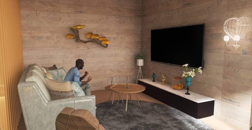 The Good Place Interior Design Render