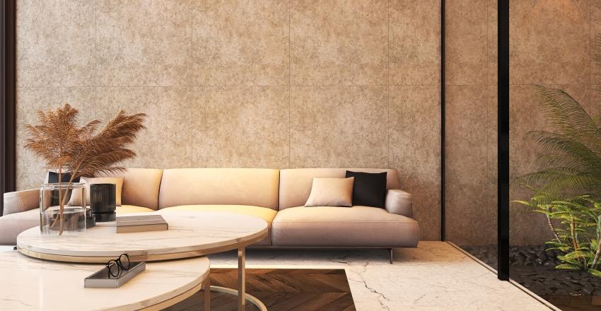 Duplex Interior Design Render