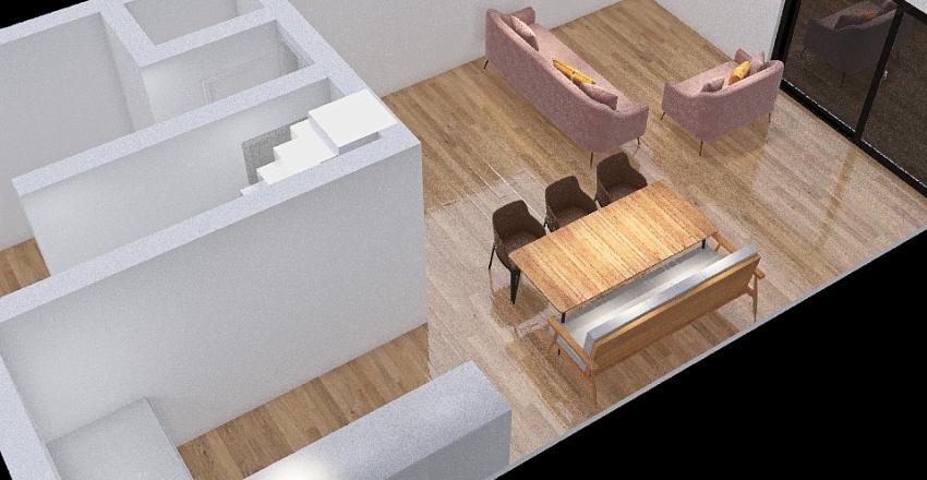 Nieuwe woning Ard y Ties Interior Design Render