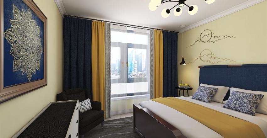ПИК 2-ка Interior Design Render